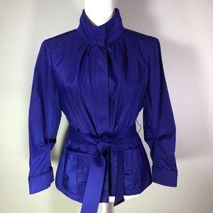 Carlisle Blue Jacket Size 10